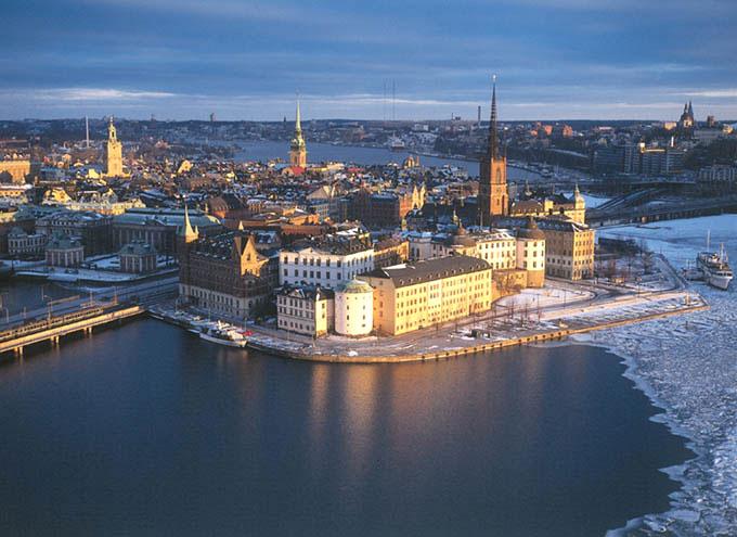 Швеция современная страна с богатой
